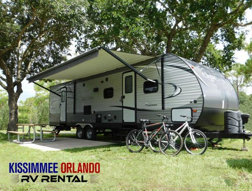 Kissimmee Orlando RV Rental 5232 Waterside Vista Ln Saint