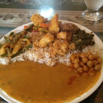Afghan Restaurant St John S