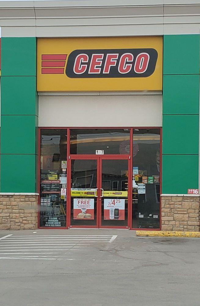 Cefco: 107 N 5th St, Rosebud, TX