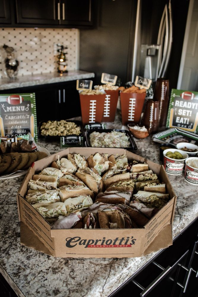Capriotti's Sandwich Shop: 5320 E 82nd St, Indianapolis, IN