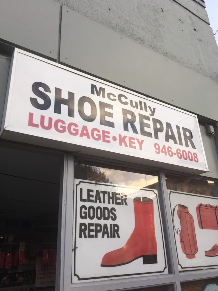 Best place to get your shoe repair luggage and all other needs. - Yelp