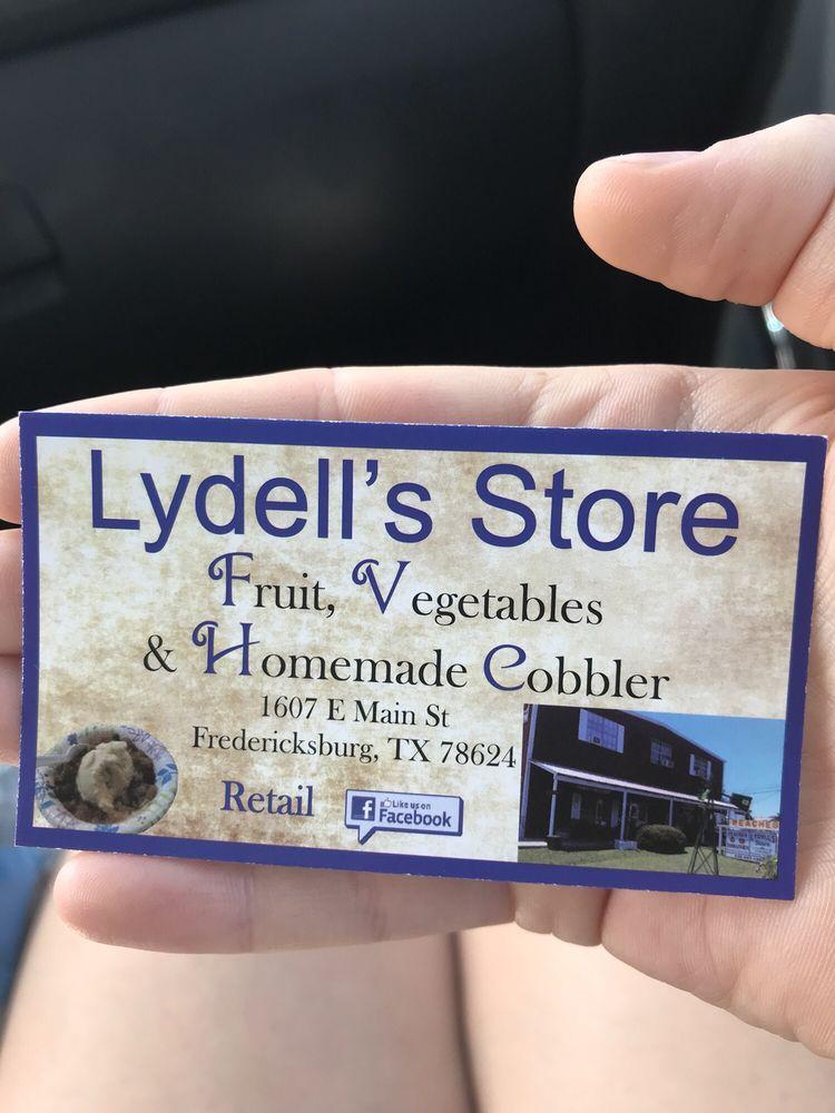 Lydell's Store: 1607 East Main St, Fredericksburg, TX