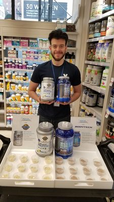 The Vitamin Shoppe 108 Chambers St New York, NY Vitamin