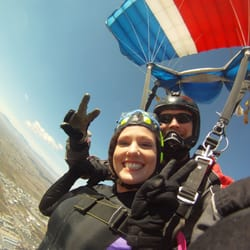 Ogden Skydiving Center logo