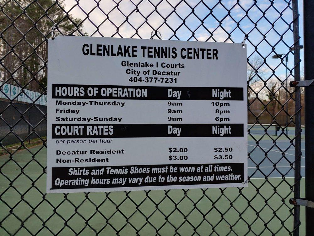 Glenlake Park: 1121 Church St, Decatur, GA