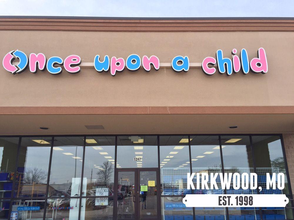 Once Upon A Child - Kirkwood: 1247 S Kirkwood Rd, Saint Louis, MO