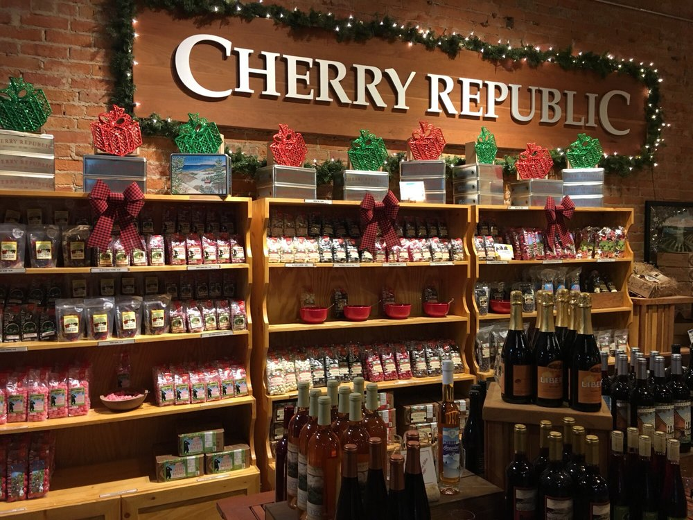 Social Spots from Cherry Republic - Ann Arbor