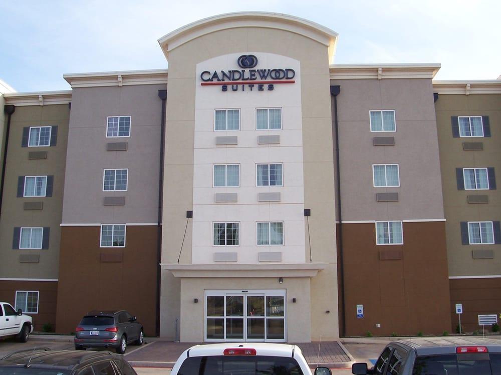 Candlewood Suites Woodward: 3350 Oklahoma Ave, Woodward, OK