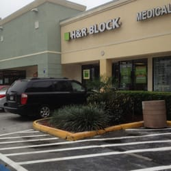 H R Block Tax Services 4683 S University Dr Davie Fl Phone