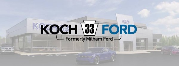 Koch 33 ford autohaus 3810 hecktown rd easton pa for Koch autohaus