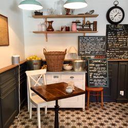 la popote d ondine 119 photos 30 reviews cafes 18. Black Bedroom Furniture Sets. Home Design Ideas