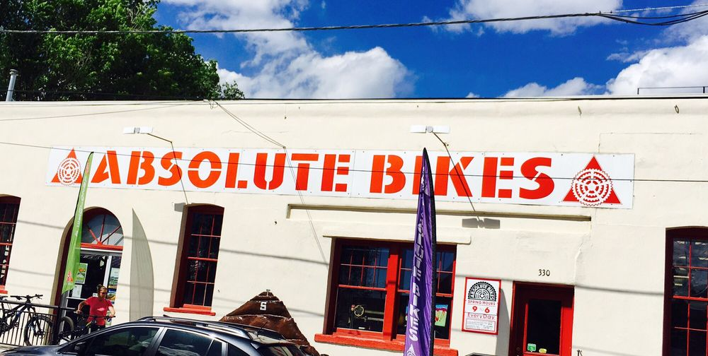 Absolute Bikes: 330 W Sackett Ave, Salida, CO