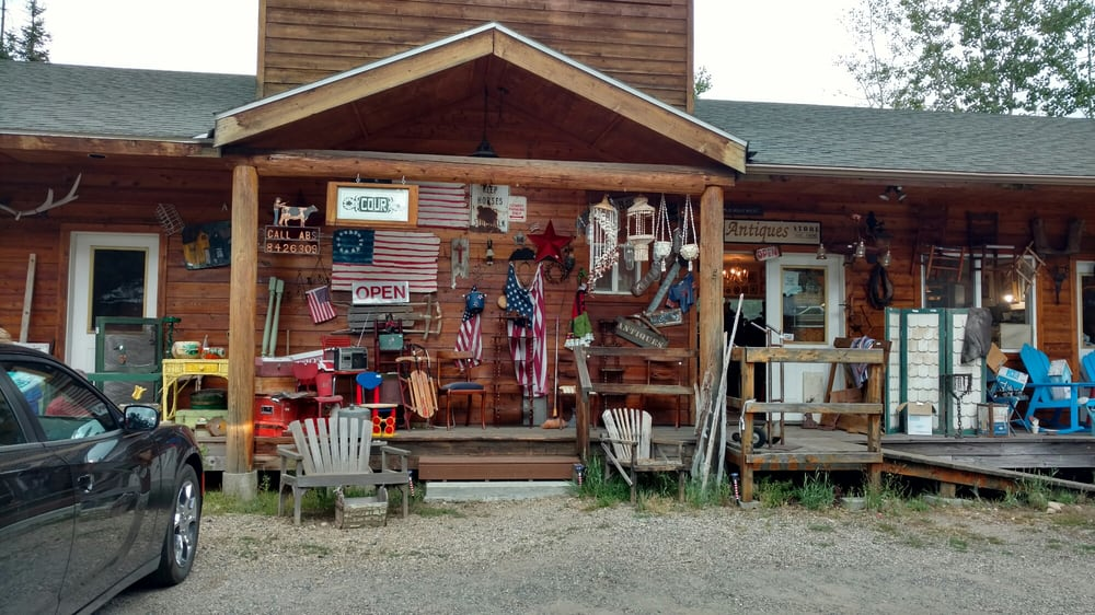Farm to Market Antiques: 405 N 3rd St, McCall, ID