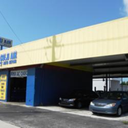 Ice Cold Air Discount Auto Repair logo