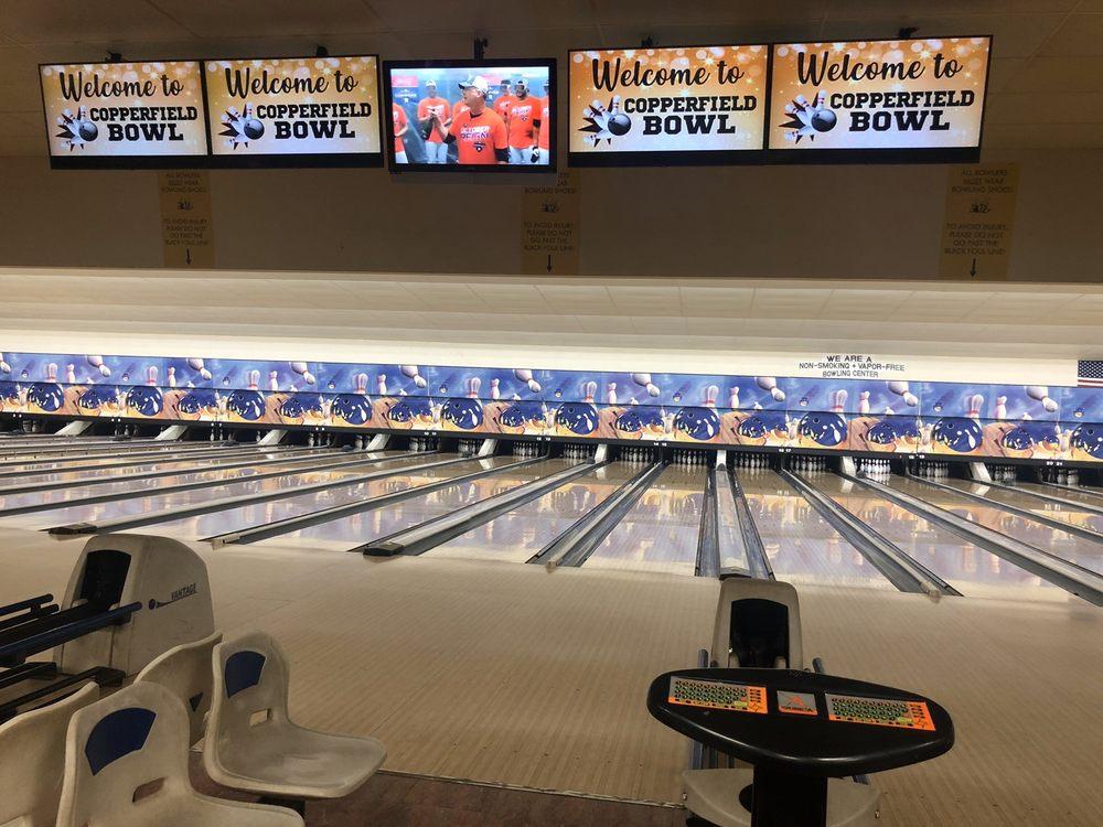 Copperfield Bowl: 15615 Glen Chase Dr, Houston, TX