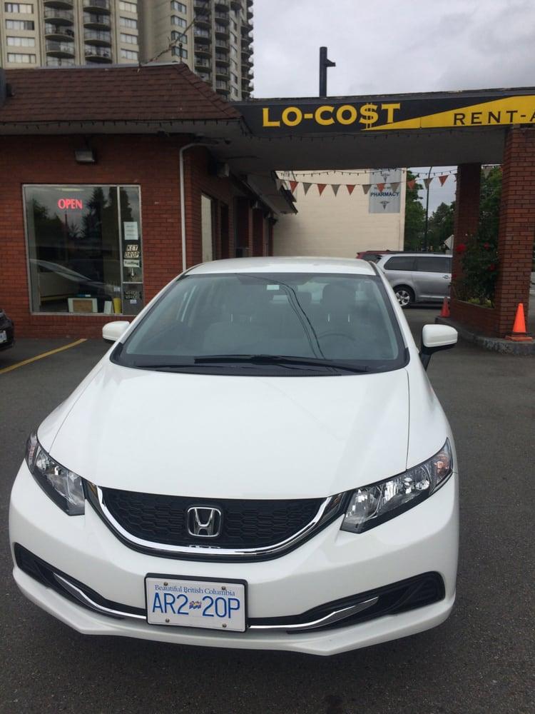 Lo Cost Rent A Car North Vancouver Bc