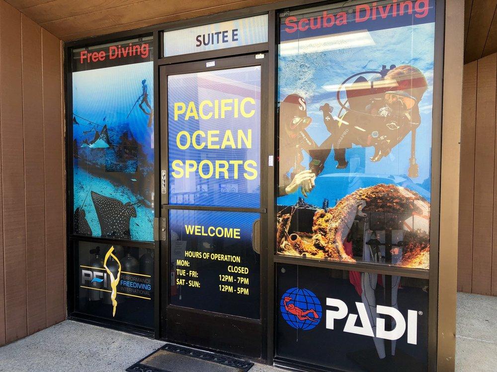 Pacific Ocean Sports