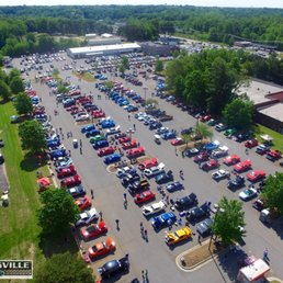 Photo Of Mooresville Ford   Mooresville, NC, United States. Our Annual Blue  Oval