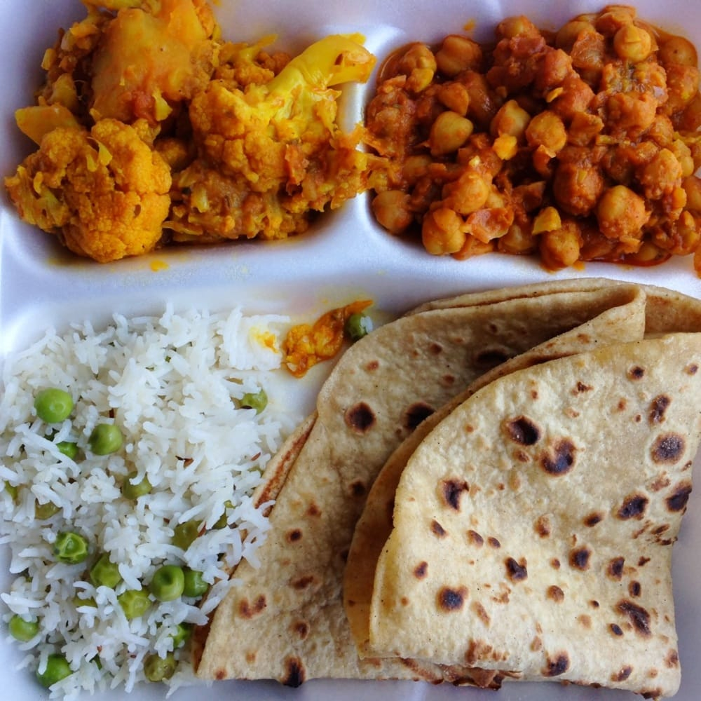 Photo Of Great Indian Food San Francisco Ca United States Mini Thali