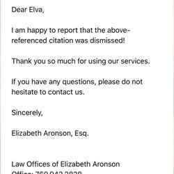 Law Office of Elizabeth Aronson - 114 Reviews - Personal