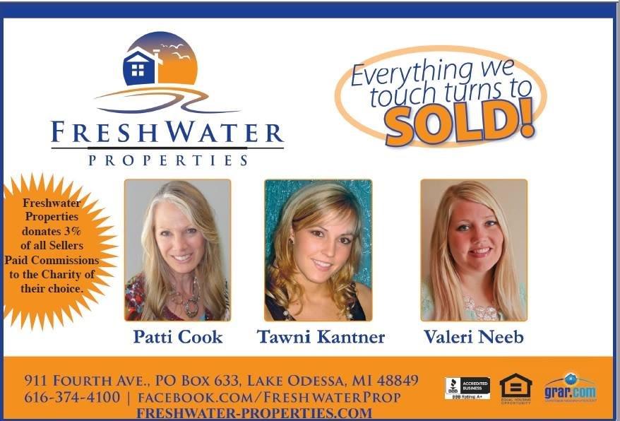 Freshwater Properties: 911 4th Ave, Lake Odessa, MI