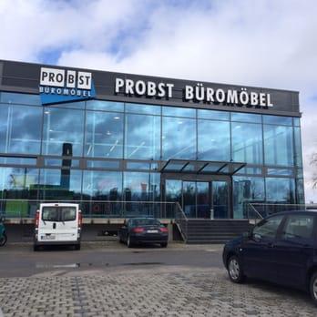 Probst Büromöbel - Möbel - Maria-Probst-Str. 21, Schwabing-Freimann ...