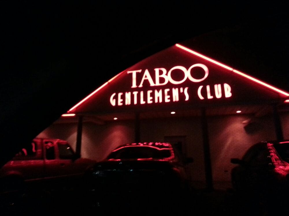 Taboo Gentlemens Club: 18 Royal Crest Dr, Martinsburg, WV