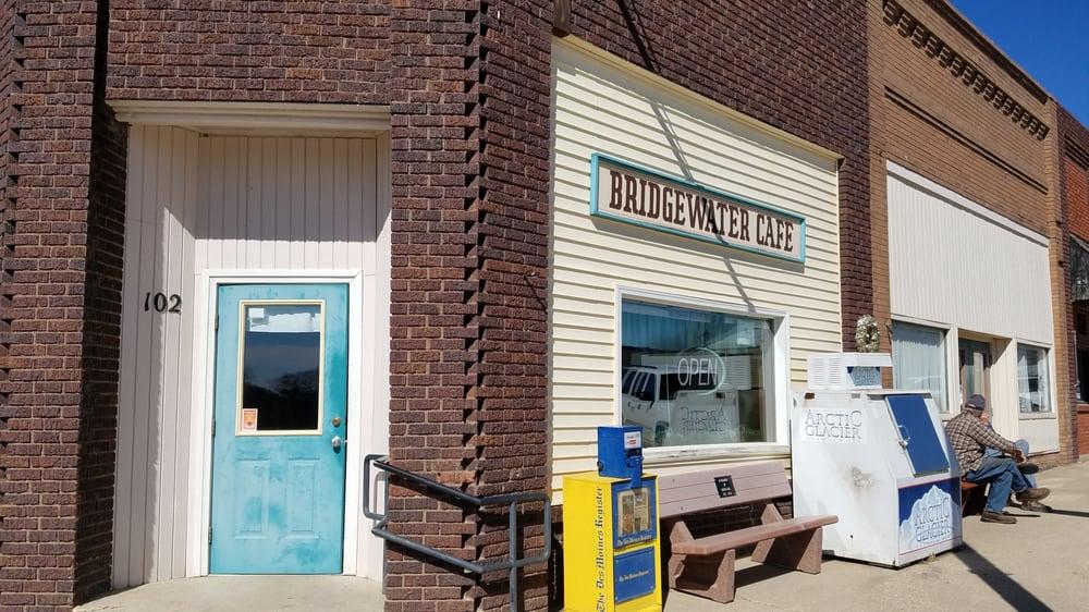 Bridgewater Cafe: 102 S Main St, Bridgewater, IA