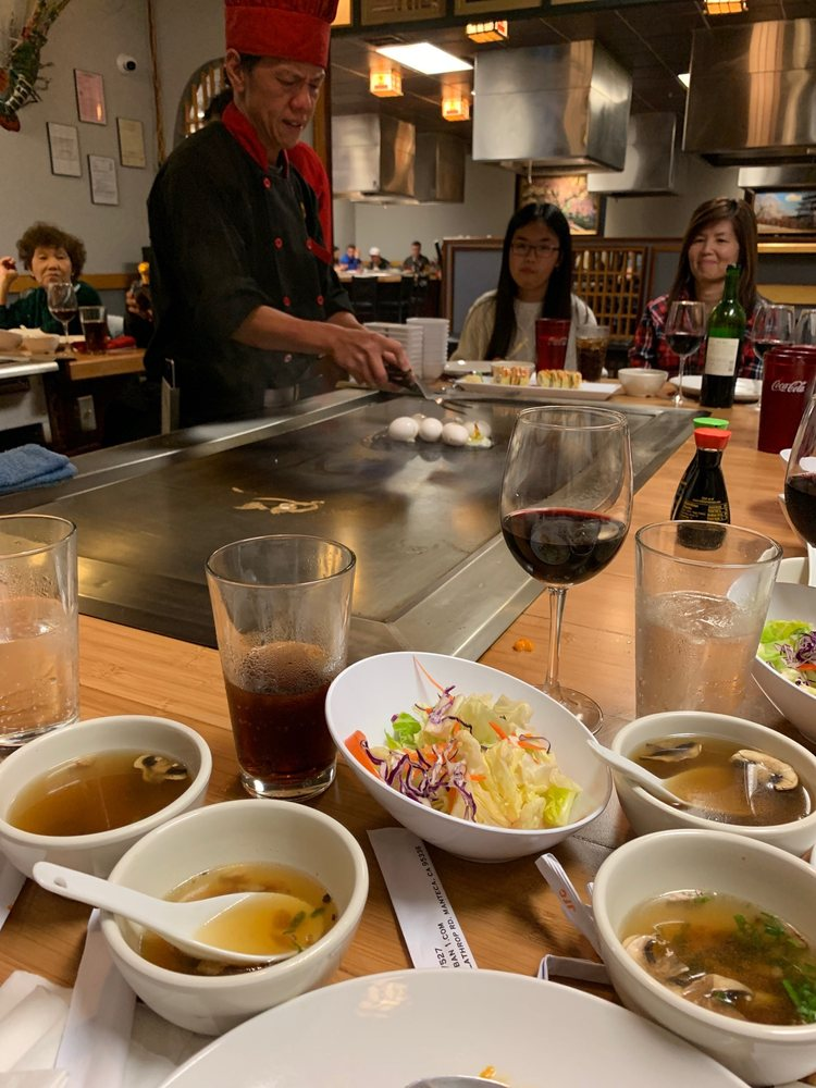 Ichiban Teppanyaki & Sushi: 1242 W Lathrop Rd, Manteca, CA