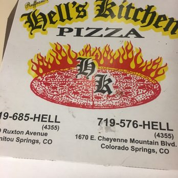 Hell S Kitchen A Little Slice Of Hell