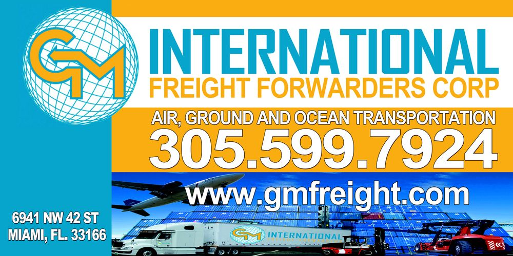 GM International Freight Forwarders - Transportation - 6941 NW 42nd