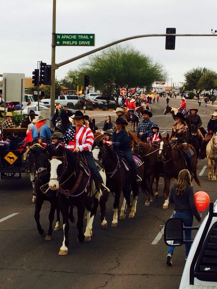 Circle C Ranch: 971 E Ranch Rd, Apache Junction, AZ