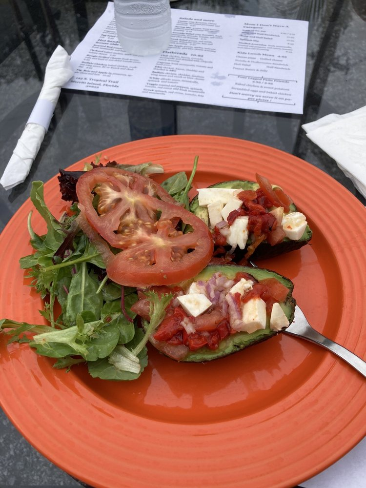 Mother Puckers Cafe: 125 S Tropical Trl, Merritt Island, FL