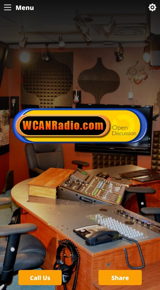 Radio Station App #radio #music #dj #hiphop #rap #artist #producer