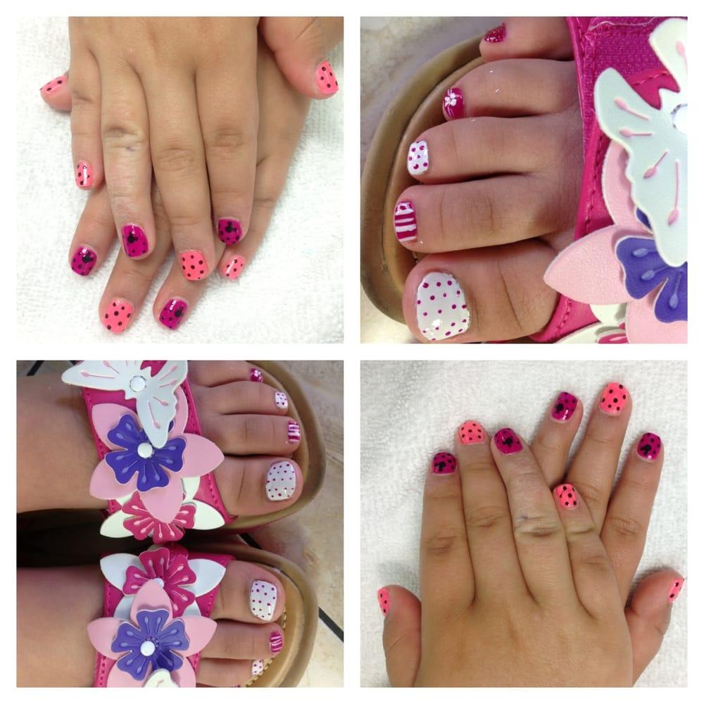 Luxury Nails Spa Yucaipa Ca