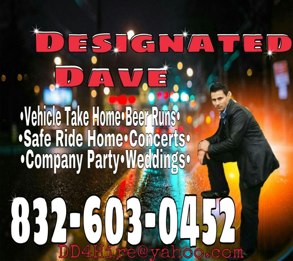 Designated Dave: 0001 Spencer Hwy, Pasadena, TX