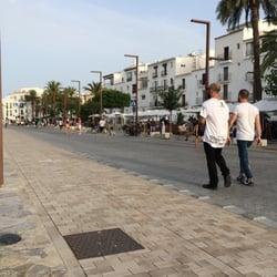 La marina fisk og skaldyr calle de barcelona 7 ibiza - Calle marina barcelona ...