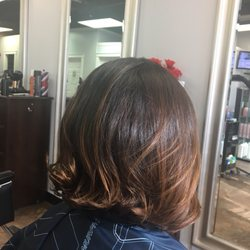 Photo Of M Hair Salon Edmonton Ab Canada