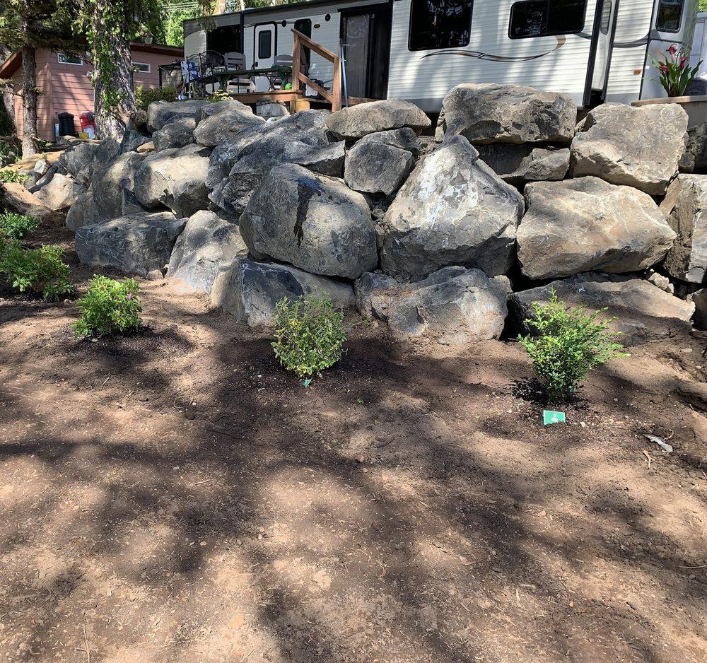 Dean's Excavation: Hoquiam, WA