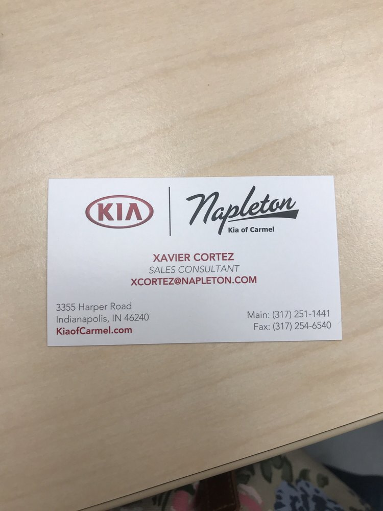 Napleton Kia Of Carmel Car Dealers 3355 Harper Rd Indianapolis