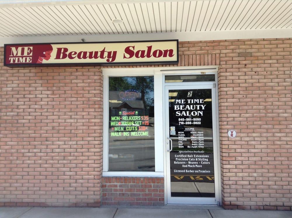 Me Time Beauty Salon: 190 S Plank Rd, Newburgh, NY