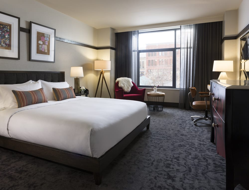 The Kimpton Journeyman Hotel