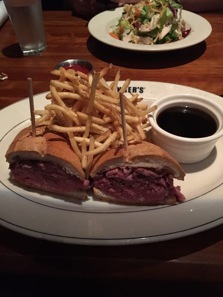 French Dip With Fries Yelp