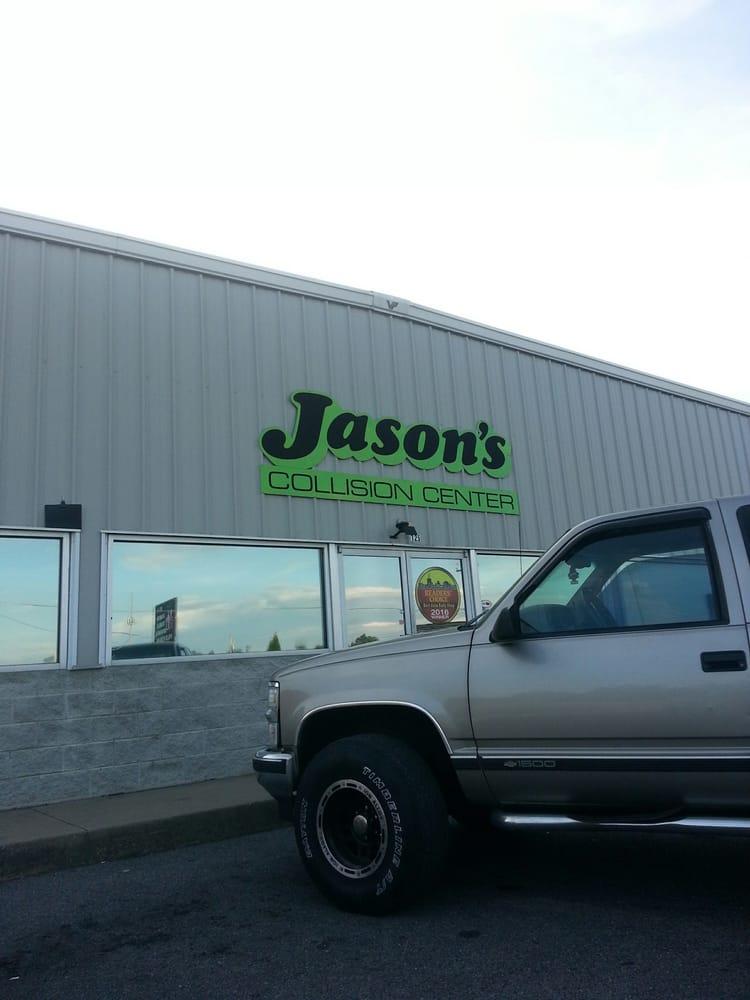 Jason's Collision Center: 125 County Park Rd, Paducah, KY