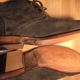 Clarence Shoe Repair Montgomery Rd Cincinnati