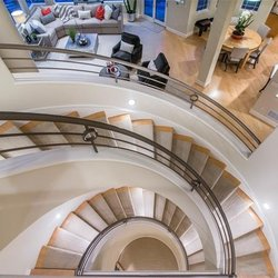 Photo Of Nicholas Custom Homes   Denver, CO, United States. Custom Spiral  Staircase