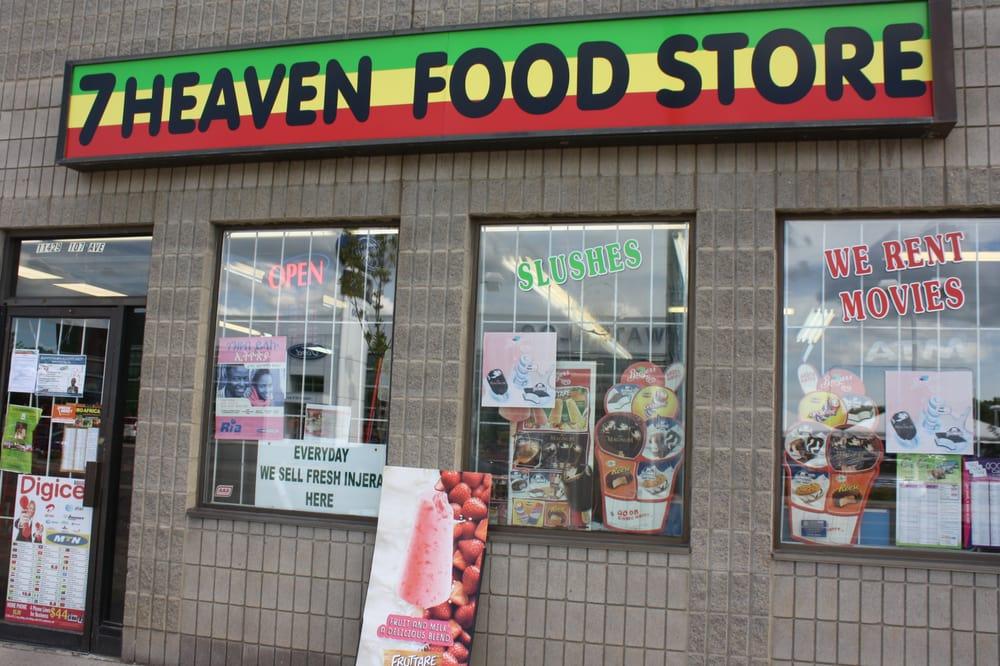 Heaven Food Store Edmonton Ab