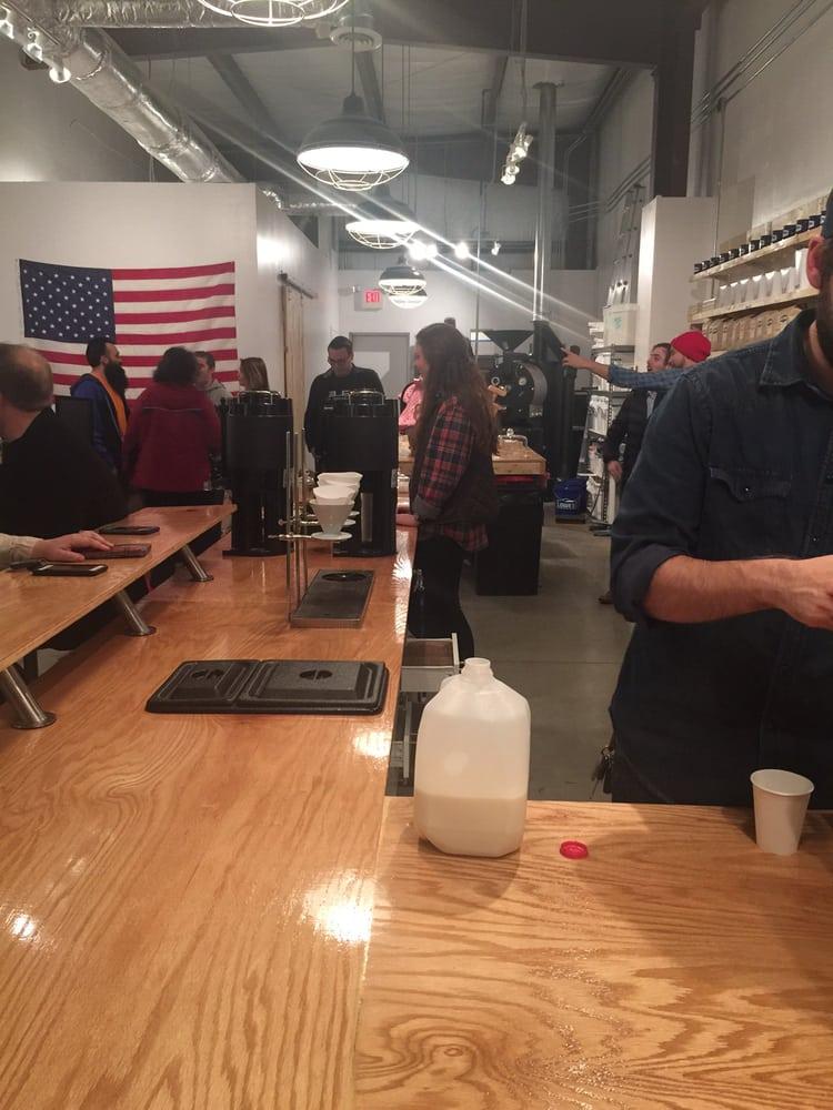 Muletown Roasted Coffee: 23 Public Square, Columbia, TN