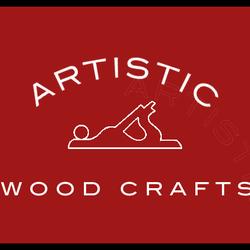 Photo Of Artistic Wood Crafts   Brooklyn, NY, United States. Logo