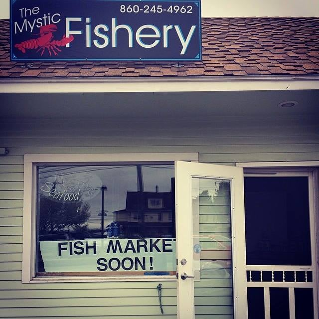 The Mystic Fishery: 35 Williams Ave, Mystic, CT